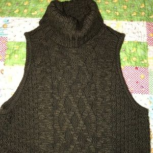 Fit knitted dress